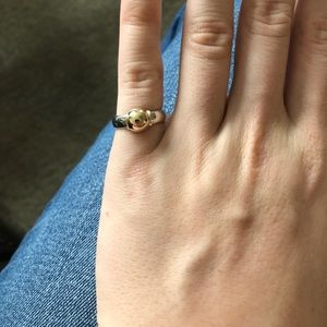 Cape Cod Jewelry Two-Tone Ring